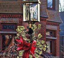 The Christmas Lampost by vigor