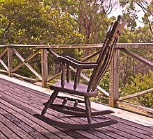Home Among the Gumtrees and An Old Rocking Chair by TonyCrehan