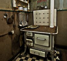 The Kitchen by Jean-Claude Dahn