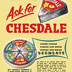 Chesdale Cheese by Darian  Zam
