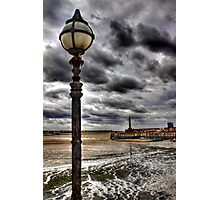 Margate Harbour Photographic Print
