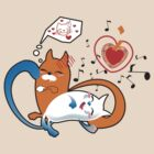 funny cats by -ashetana-