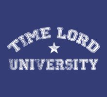 Time Lord University by daeryk
