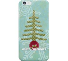 Dreaming of a white Christmas iPhone Case/Skin