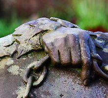 Holding a Memory by John Dunbar