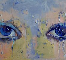 Raindrops by Michael Creese