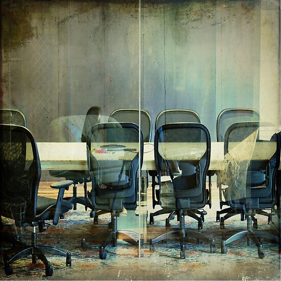 Office Chairs by Robert Baker