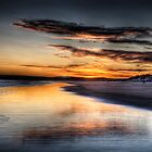 Lossie Sunrise by Fraser Ross
