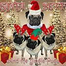 Santa Betty & The Jingle Pugs! by Louise Morris