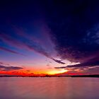 Albufera Sunset by efecreata
