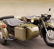Sidecar Bimmer by WildBillPho