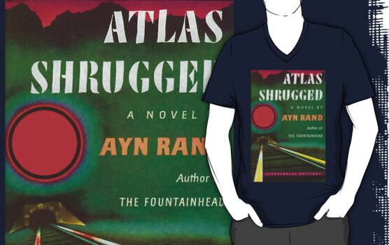 Atlas Shrugged Cover by LibertyManiacs