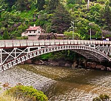 Kings Bridge, Launceston by TonyCrehan