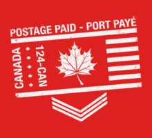 Postage Paid Canada Kids Clothes