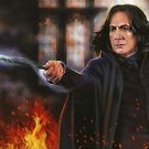 Snape: Sectumsempra by Cynthia Blair
