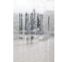 Condensation  Photographic Print