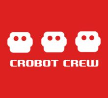 Crobot Crew - 3 heads by 60nine