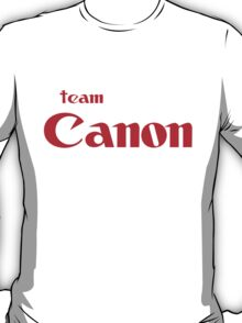 Team Canon Original T-Shirt
