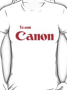 Team Canon Original T-Shirt