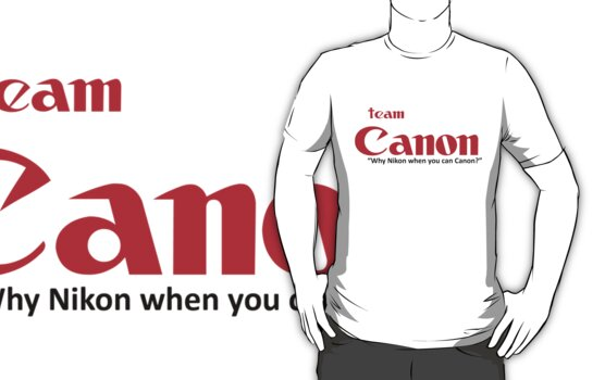Team Canon! - why nikon when you can CANON. by poise