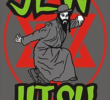 Jew Jitsu by BUB THE ZOMBIE