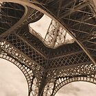 Tour Eiffel by Sandy Maya Matzen