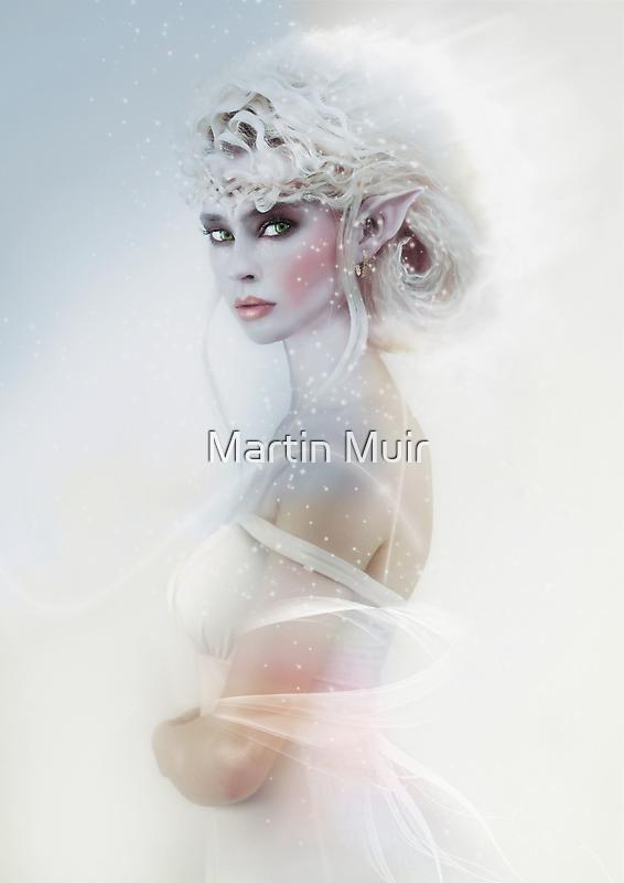 Winter by Martin Muir