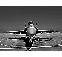 F 18 Hornet Photographic Print