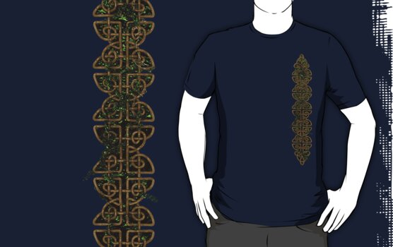 Intertwined Celtic Knots by Packrat