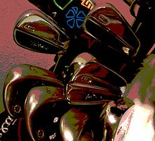The Golf Clubs by Ernie Lopez