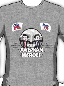 American Heroes T-Shirt