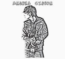 Andrea Gibson by GabrielAsegawa