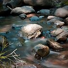 Babbling Brook by jphphotography