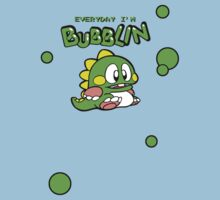 Everyday I'm Bubblin' by FelisAstrum