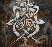 Celtic Knotwork - 199V by jphphotography