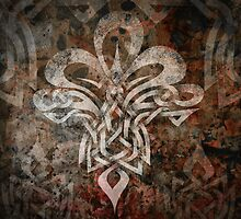 Celtic Knotwork - 203 by jphphotography