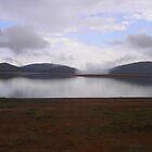 Plastiras Lake by gstella