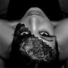 Lace Portrait by Sandy Maya Matzen