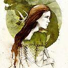Meera Reed by Elia Mervi