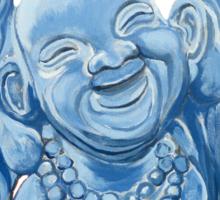 Abundance Buddha Sticker