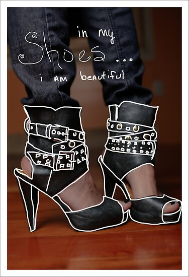 My Shoes by Georgi Ruley: Agent7