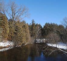Fourmile Creek by farmbrough