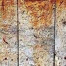 Sète - Rusty Wood. by Jean-Luc Rollier
