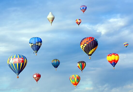 Reno Balloon Races by SB  Sullivan