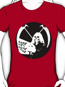 Stupid Deaths (large image) T-Shirt