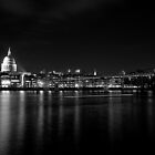 St Pauls, over the Thames by DirectionsofUse