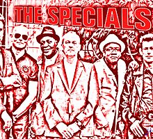 The Specials by jimofozz