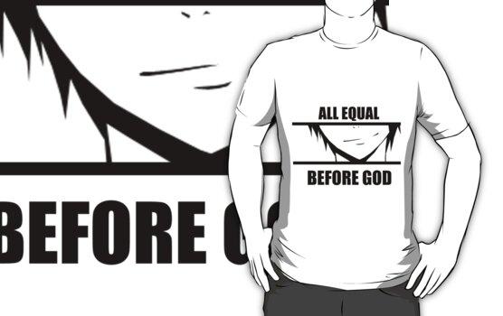 All Equal Before God (Izaya Orihara) by kidize