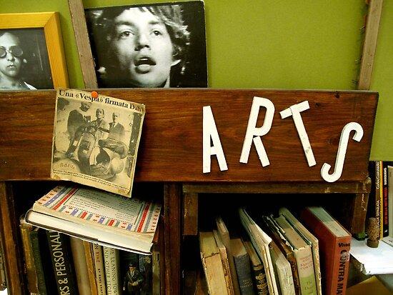 ARTS by Michael J Armijo