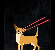 Laser Dog by Genoslaw
